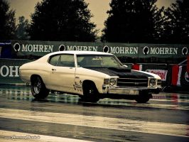 race chevelle by AmericanMuscle