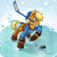 [Commission] Skating by vavacung
