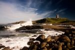 dustanburgh Castle 6 by newcastlemale