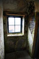 Murky Window Stock by NickiStock