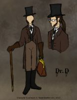 Project Folly - Dr. D by EuTytoAlba
