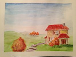 Watercolors2 by RivkaS