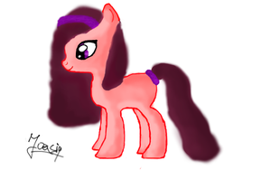 My Pony ^^ by Joasiaaa10