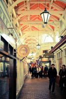 Covered Market by hennexx