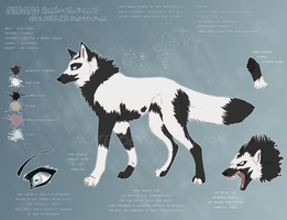 Miasma ref - COMMISSION by Janaita