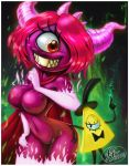 Pyronica and Bill by 14-bis