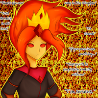 Flame Queen by kuki4982