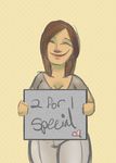 2 for 1 -Special- by Angeltsuki-Chan