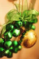 Green Bells by shaina74