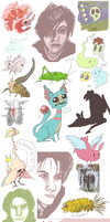 iscribble by mothcum