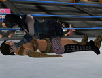 1.8: Paige (Crawling Pin) by DynasticJeff