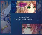 Dream in Color charity artbook preview by Nobu-Hazel
