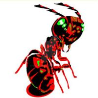 Red Ant by Buzatron