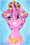 Princess of the Crystal Empire by Antych