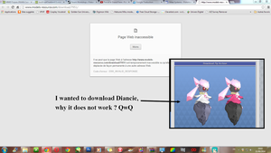 Download Diancie impossible - why ??? QwQ by JackFrostOverland
