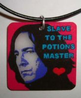 Slave to the Potions Master by Facenna