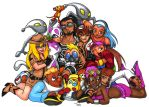 A Bust A Groove Reunion by BeagleTsuin