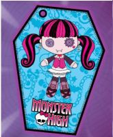 monsterhigh bookmark2 by zotimoti