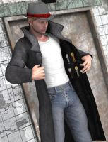 Downtown Coat Feature Demo by SickleYield