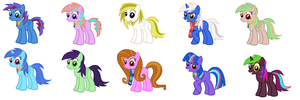 Mlp adopts~~ by star4567980