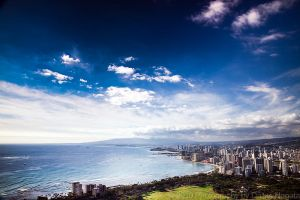 Waikiki by DallasNagata