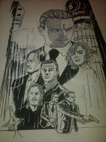 Inception:The Big Under WIP by StevenWilcox