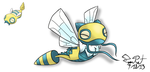 Fake Mega Dunsparce by SparkHog