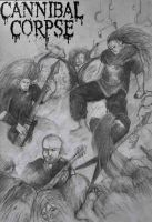 CannibalCorpse by daggerSpawn