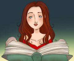 Glinda and the Great Book of Records by Centurion030