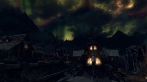 Beauty of Skyrim 1 by afterfxpro