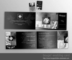 wedding card 003 by bougexhibition