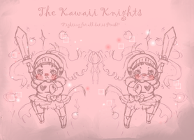 The Kawaii Knights by Ask-MusicPrincess3rd