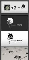 Pirate Logo by samirBRB