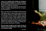 Alice Miller on religion and raising Children.. by rationalhub