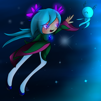 Reach for the stars. by lilliganto