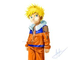 naruto by sector19