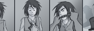 That's awfully suspicious [Open RP] by distressed-mess