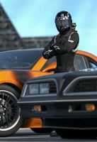 GT6 Avatar Pose by RaynePhotography