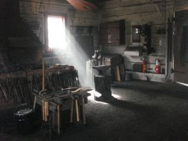 Light of the Forge by deoris