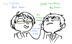 Stop Touching My Face by TemporalMaidOfDoom