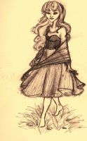 Scraptastic series: Briar Rose by NachosNcheese