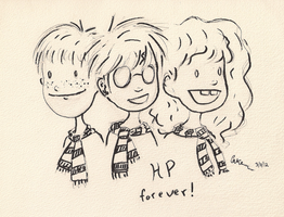 HP FOREVER :D by indigocean