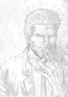 Constantine Pencils 2014 by barfast