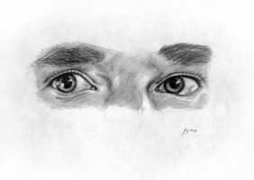 Cumberbatch Eyes by Lyinx