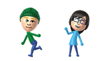 Andrew and Maizy in Wii U by Starlight790