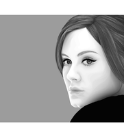 Adele by nellies
