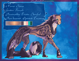 Chyme Ref Sheet by DesShade