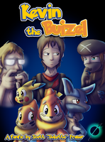Kevin the Buizel Cover by ScottFraser