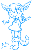 Xiao by silvazelover2