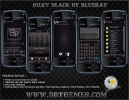 Silky Black by Blue_Ray by Brthemes